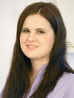 Julia Krasnov, Auszubildende