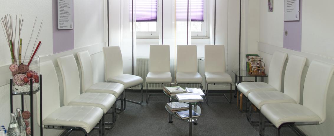 Wartezimmer von Praxis Dr. van Santen